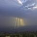[Come l'ho scattata] – Bagliori di luce tra le nuvole