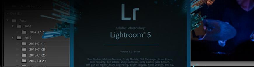 Lightroom – Come organizzare il catalogo
