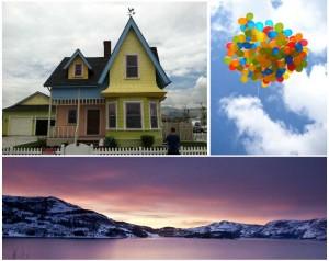 Casa Volante - Immagini Utilizzate