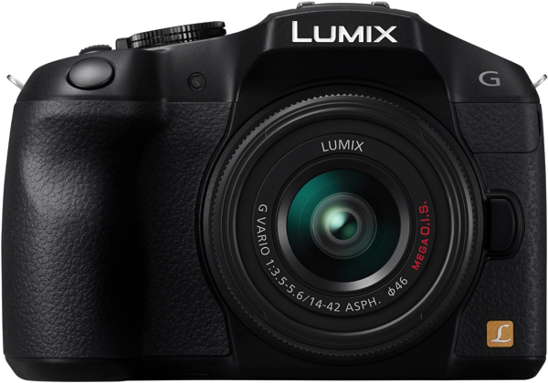 Panasonic Lumix G Series DMC-G6KK