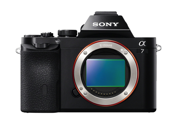 Sony a7 Full-Frame